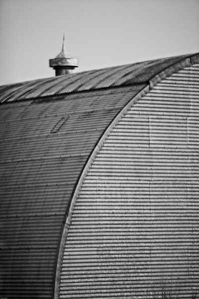 Quonset Hut Barn