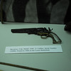 Revolver found on the Little Bighorn battlefield.