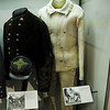 Clothing of General George Armstrong Custer, on display at the Little Bighorn Battlefield National Monument in Montana.