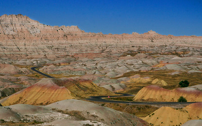 Badlands NP 017