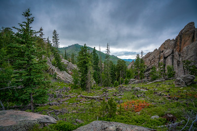 Custer Hike