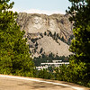 The Iron Mountain Road leads to Mt. Rushmore.