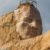 Face of Crazy Horse