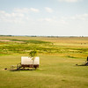 Covered Wagon rentals on the Ingals Homestead, DeSmet, SD