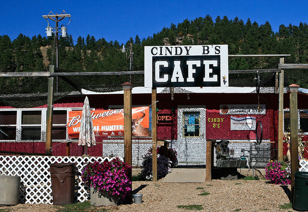 Cindy B's Cafe Aladdin