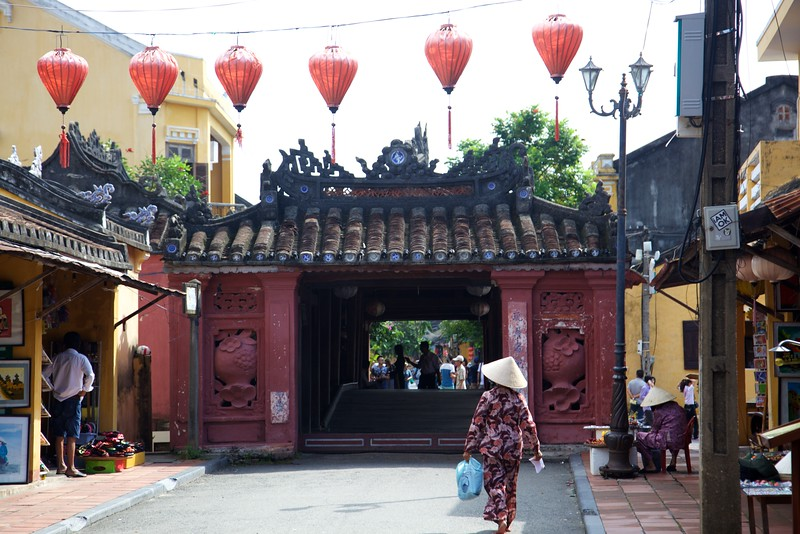 Hoi An is a UNESCO World Heritage Site