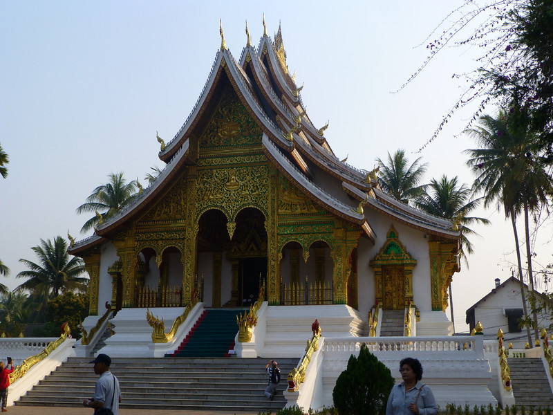 Haw Pha Bang Temple, Royal Palace, Luang Prabang
