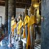 Buddhas, Laotian style, Wat Visoun