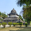 Main Stupa, Wat Visoun, the oldest one in Luang Prabang