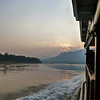 Aboard the Luang Se Boat Cruise up the Mekong in Laos