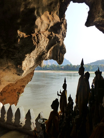 On the Upper Mekong, Laos and Thailand