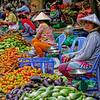Vegetables at Street Market