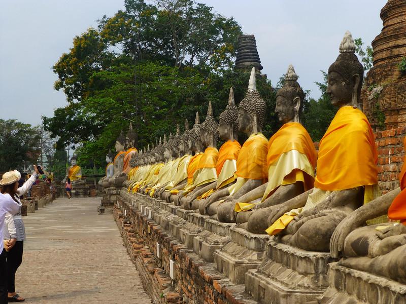 Ayutthaya Temples, Ruins