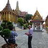 Grand Palace and Wat Pho, Bangkok Thailand