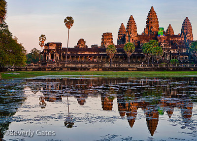 Early Morning Angkor Wat