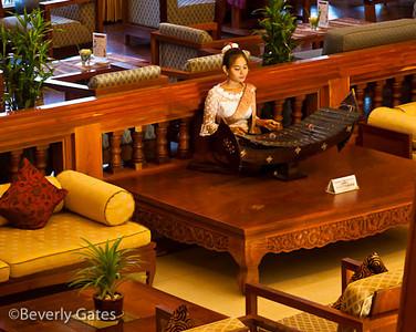 Lobby Hotel Prince Angkor Wat