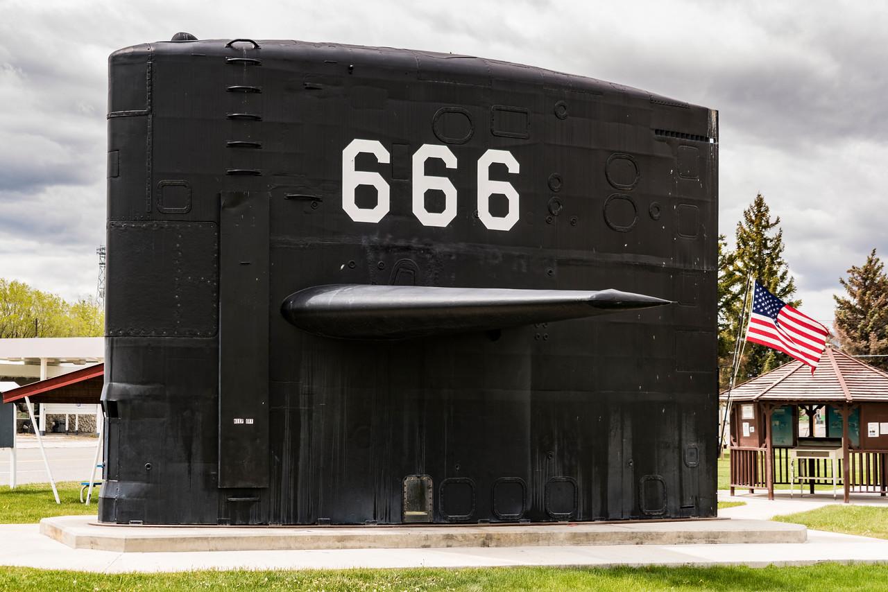 666 submarine