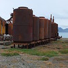 Grytviken was established in 1905 as South Georgia's first whaling station. It was closed in 1965.