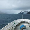 More views of glaciers around King Haakon Bay.
