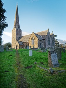 St Giles Church, Goodrich
