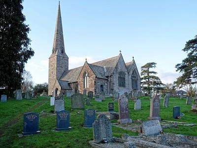 St Giles, Goodrich