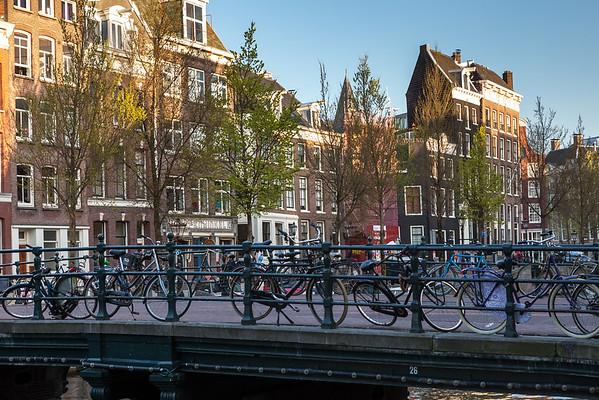 Street, Amsterdam, Netherlands