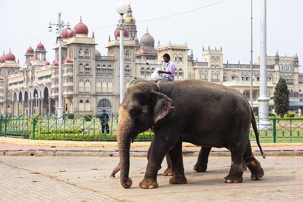 South India April 2018