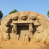Mamallapuram, a UNESCO World Heritage site near Chennai (formerly Madras), capital of Tamil Nadu state.