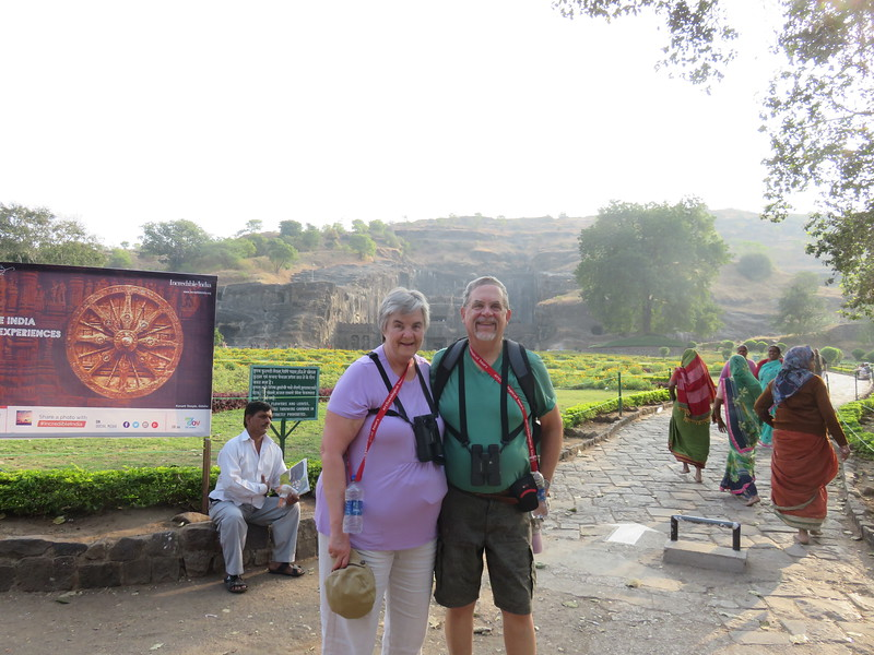 Ellora Caves, an UNESCO World Heritage Site near Aurangabad, Maharashtra State.