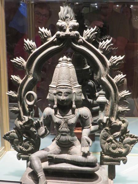 Chennai (formerly known as Madras), capital of Tamil Nadu State.