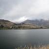 A moody Lake Hayes