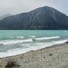 Lake Ohau terrible weather