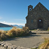 Church of the good sheperd Lake Tekapo