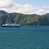 Cook Strait Ferry Marlborough Sounds
