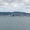 Arriving back in Wellington