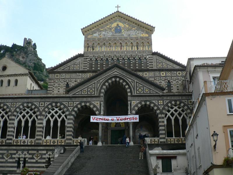 Amalfi's Duomo