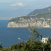 View from the Il Nido hotel, Sorrento
