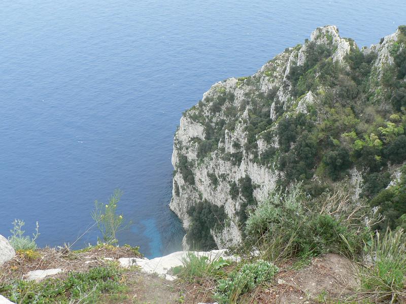 View from Villa Jovis