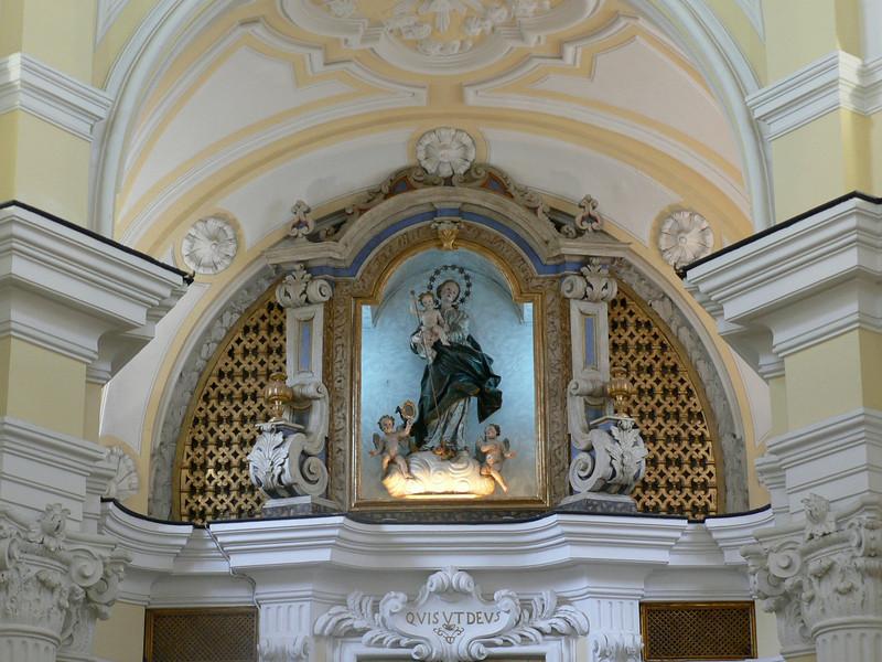 Detail, Chiesa San Michele