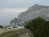 View from Villa Jovis, Capri