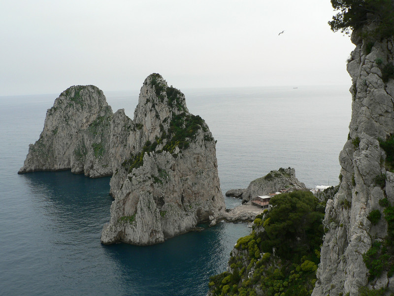Faraglione islets, Capri