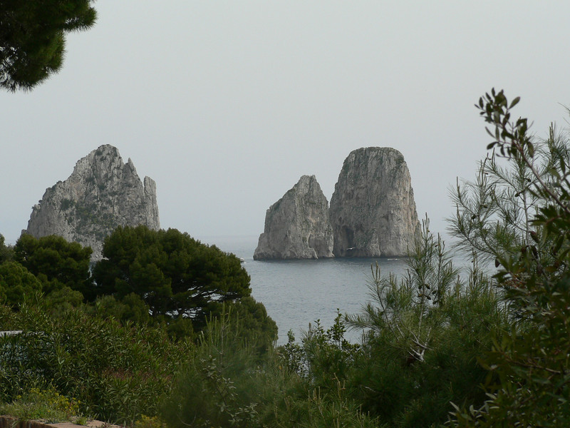 Faraglione islets