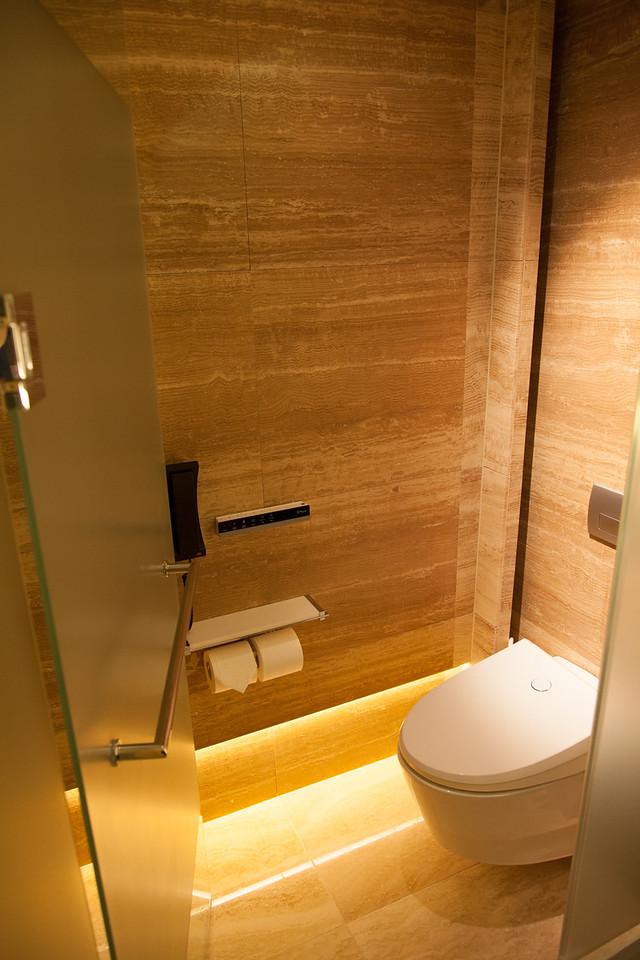 Fully digital toilet!