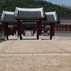 Suwon, fortress city:  the main entrance to the palace