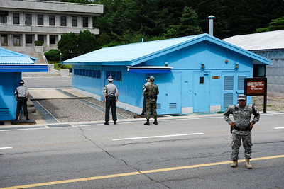 DMZ - South Korea
