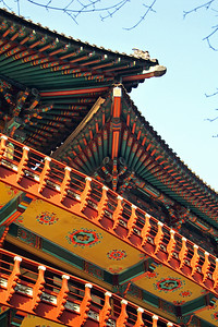 Guinsa Temple in the Sobaek Mountains