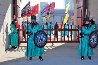 Seoul Palaces: Gyeongbokgung