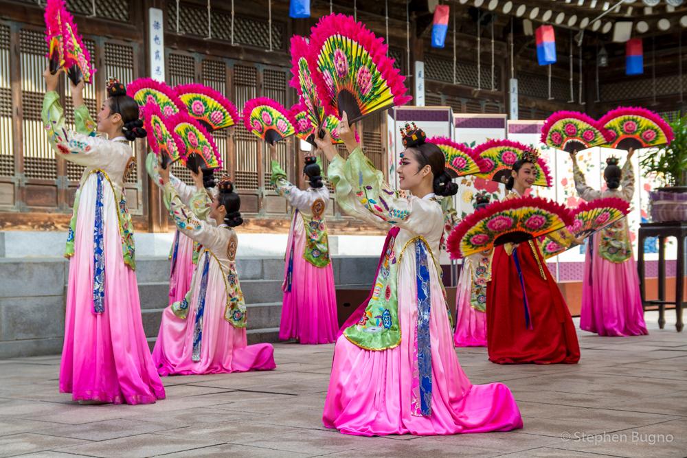 Traditional Korean wedding