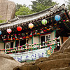 <p>Temple, Seoraksan National Park, South Korea</p>