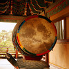 <p>Drum, Bulguksa Temple, Gyeongju, South Korea</p>